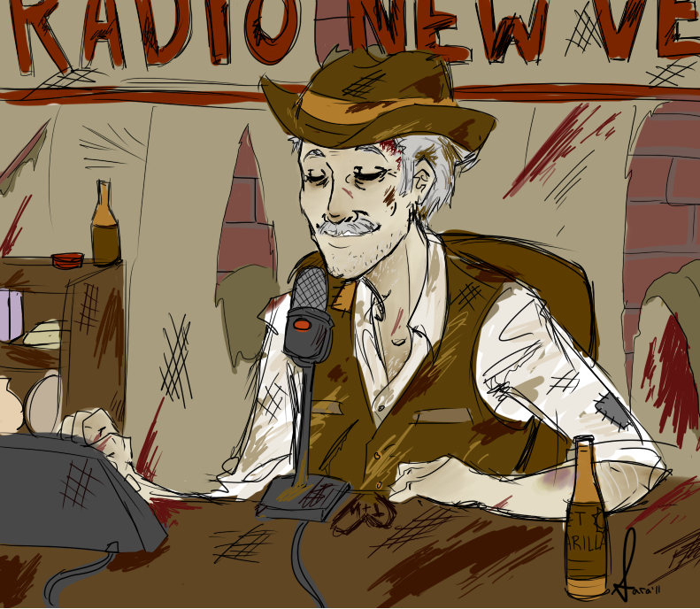 Rencontrer mr new vegas