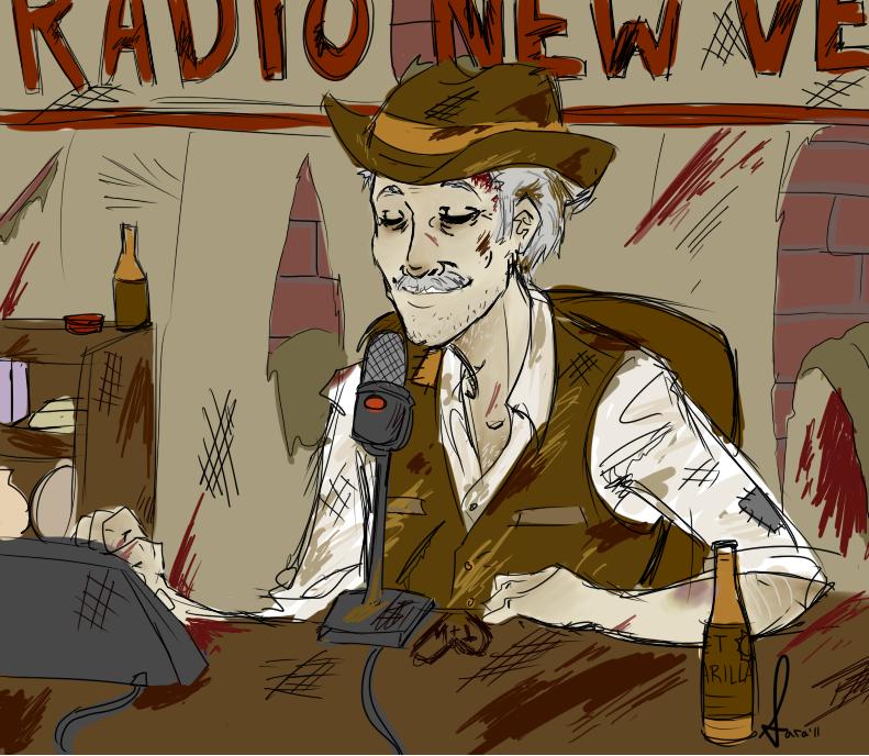 Mr New Vegas