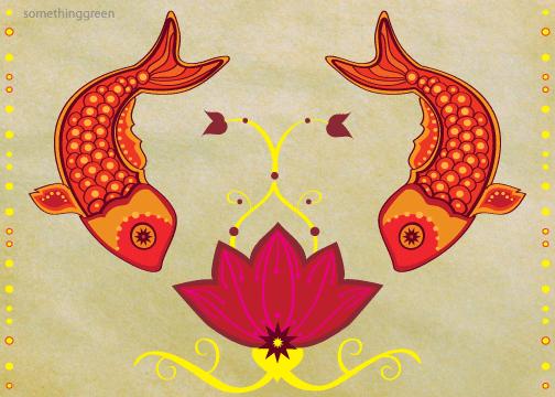 Fish Lotus By Jahzelda On Deviantart