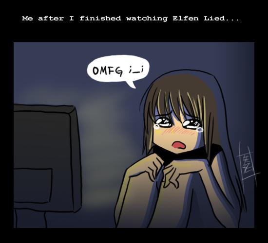 Nana Manga Future: : After Elfen Lied : By KarolinaNoumenon On DeviantArt