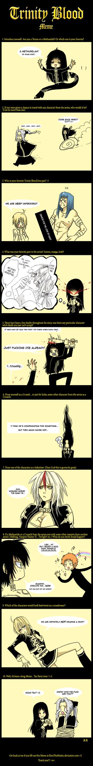 : Trinity Blood Meme Filled : by KarolinaNoumenon