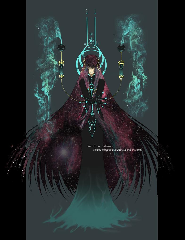 : Nebula : by KarolinaNoumenon