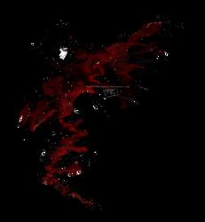 : Trails of Blood : by KarolinaNoumenon