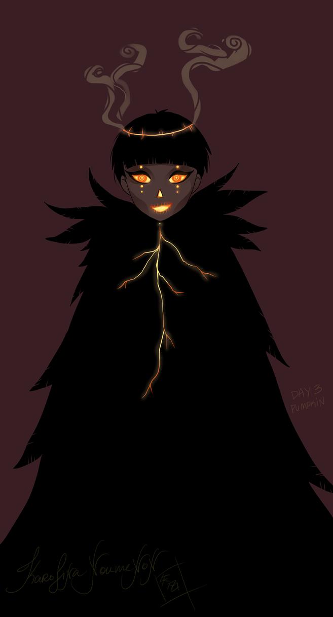 : Pumpkin : by KarolinaNoumenon