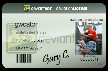 gwcaton's Profile Picture