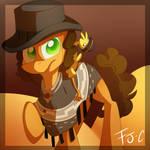 Party Pony + SpeedPaint