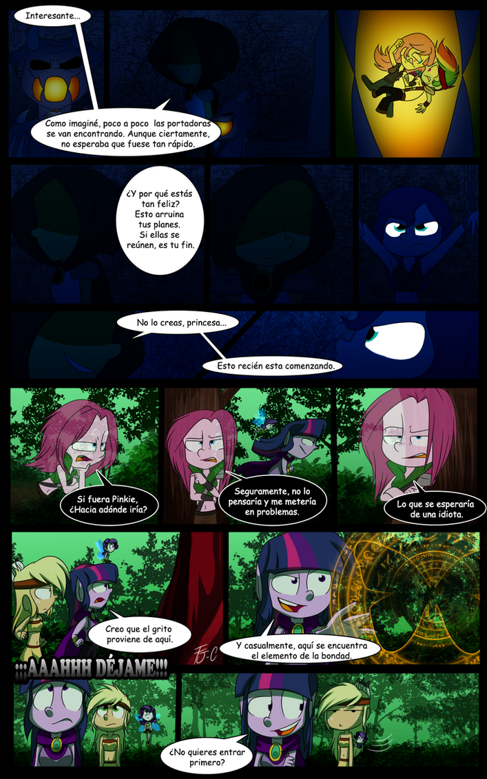 (Spanish) Page 30 by FJ-C