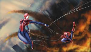 web swinging-WSM1 by wachirimingo