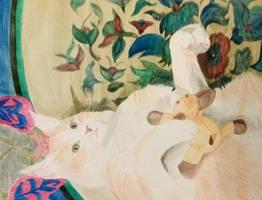 Pato el Gato by dragix