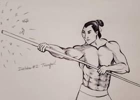 Li Shang by dragix