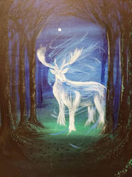 Prongs the Stag