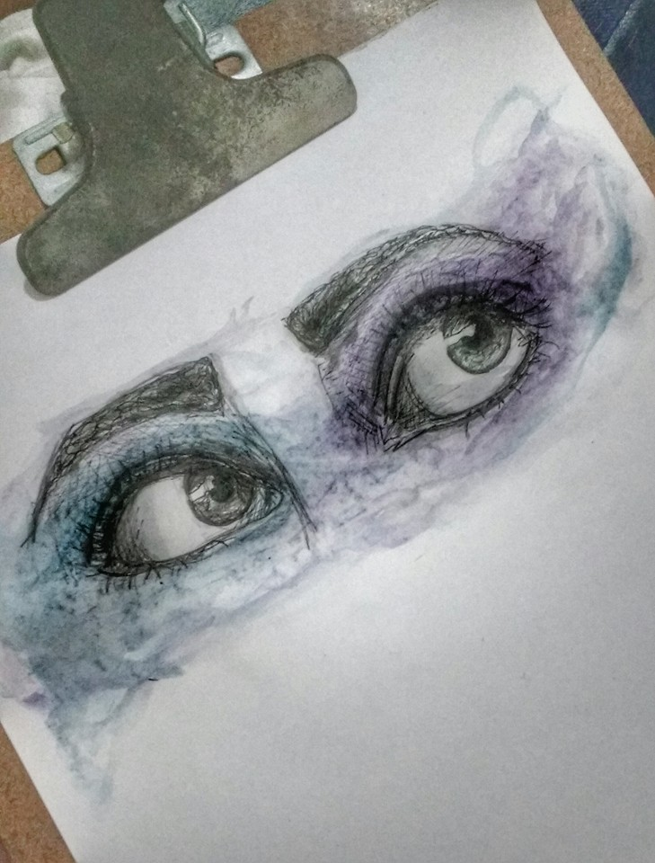 Eyes by VictoriaPaola