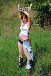 Yuna Gunner by Tschimbo