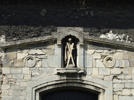 church front_Newmarket Road (Cambridge, UK)