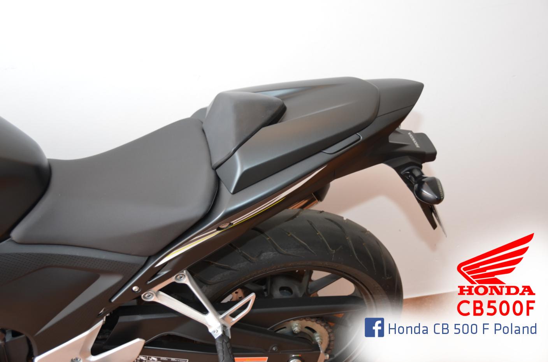 Rear Seat Cowl Honda CB500F 08F71 MGZ J00ZJ By Ganc
