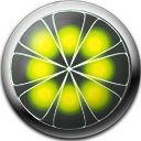 Black Limewire icon by nellym2011