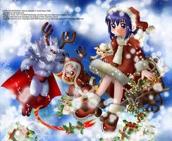 Ragnarok Online: Christmas by Sakuragichan