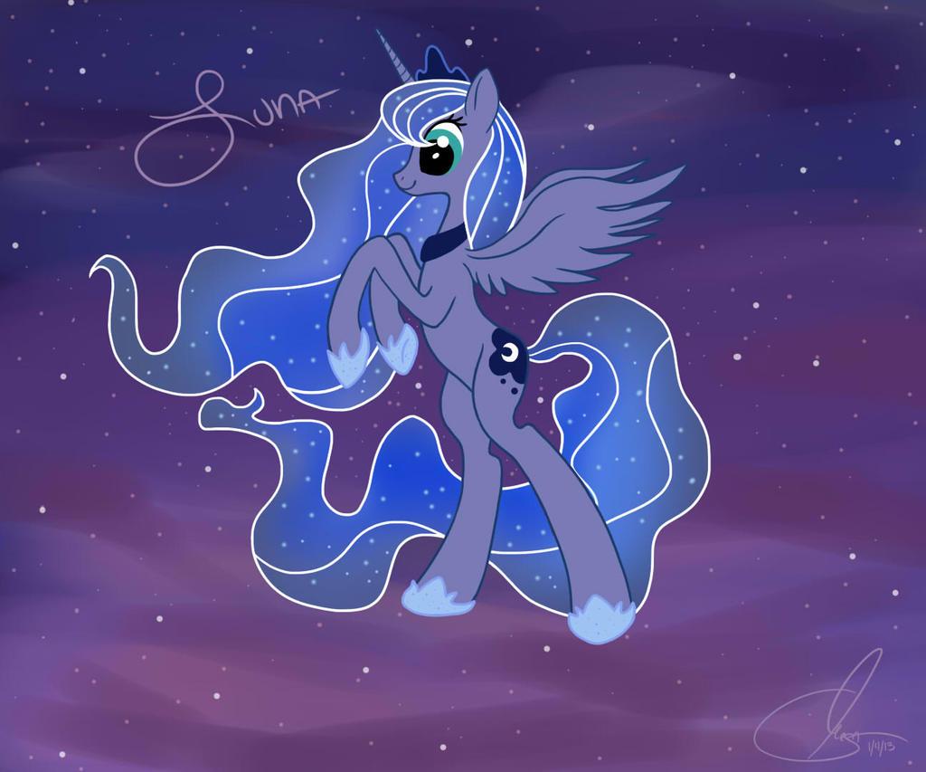 Luna by Megabeth94