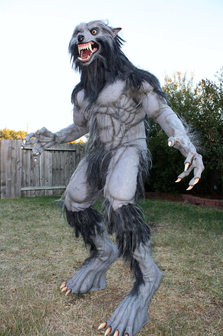 Werewolf Costume 2010-2 by CReeves76 ... & Werewolf Costume 2010-2 by CReeves76 on DeviantArt