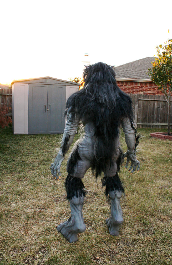 Werewolf Costume 2010-5 by CReeves76 ...  sc 1 st  CReeves76 - DeviantArt & Werewolf Costume 2010-5 by CReeves76 on DeviantArt