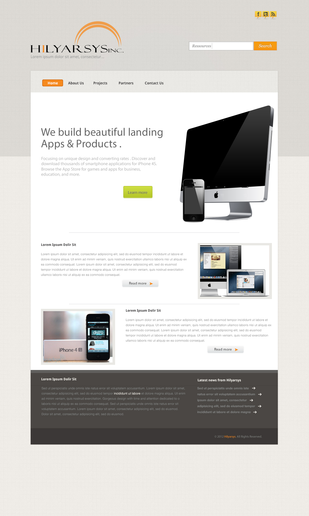 Download Buy Cheap Website Template Free Progsceo
