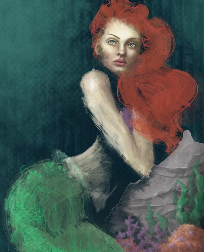 Miss Ariel by lauramae