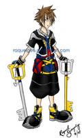 The Keyblade Master