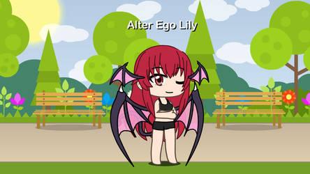 Gacha Alter Ego Lily by FTrubyruben