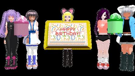 Happy Birthday Murasame-san