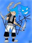 .:The Great Assassin! Black Star!:. by GoatOfInSoMNiA