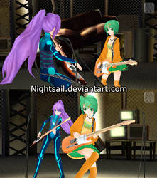 Another Project Diva PSP WIP