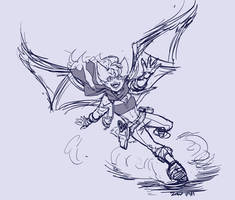 Alyssa 2027 (art by Zako)