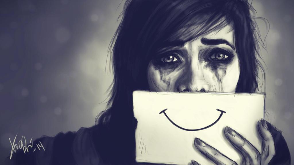 I'm Happy.. by RedEyedDemon