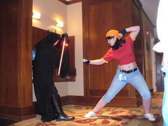 Kcon2010 - Dark Jedi vs Pan by ComplexityAndPassion