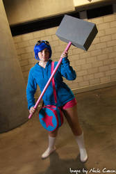AX2011 Ramona Flowers by ComplexityAndPassion