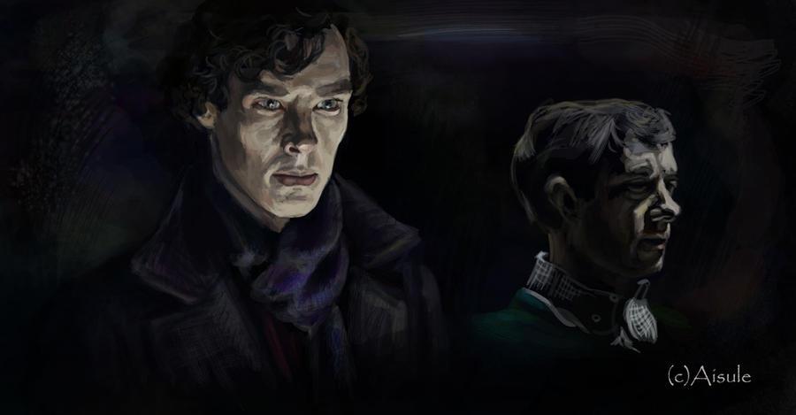 Sherlock by Aisule