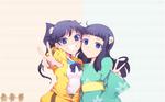 Monogatari Series - Karen and Tsukihi