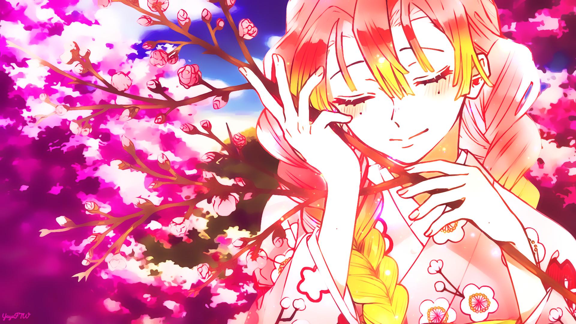 Mitsuri Kanroji Kimetsu No Yaiba By Yayaftw On Deviantart Anime pictures and wallpapers with a unique search for free. mitsuri kanroji kimetsu no yaiba by