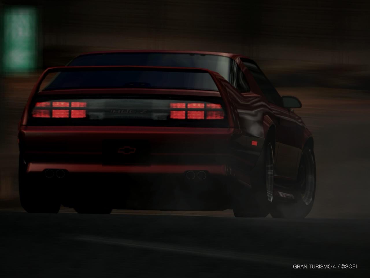 GT4 S.Shot - '88 Iroc-Z Camaro