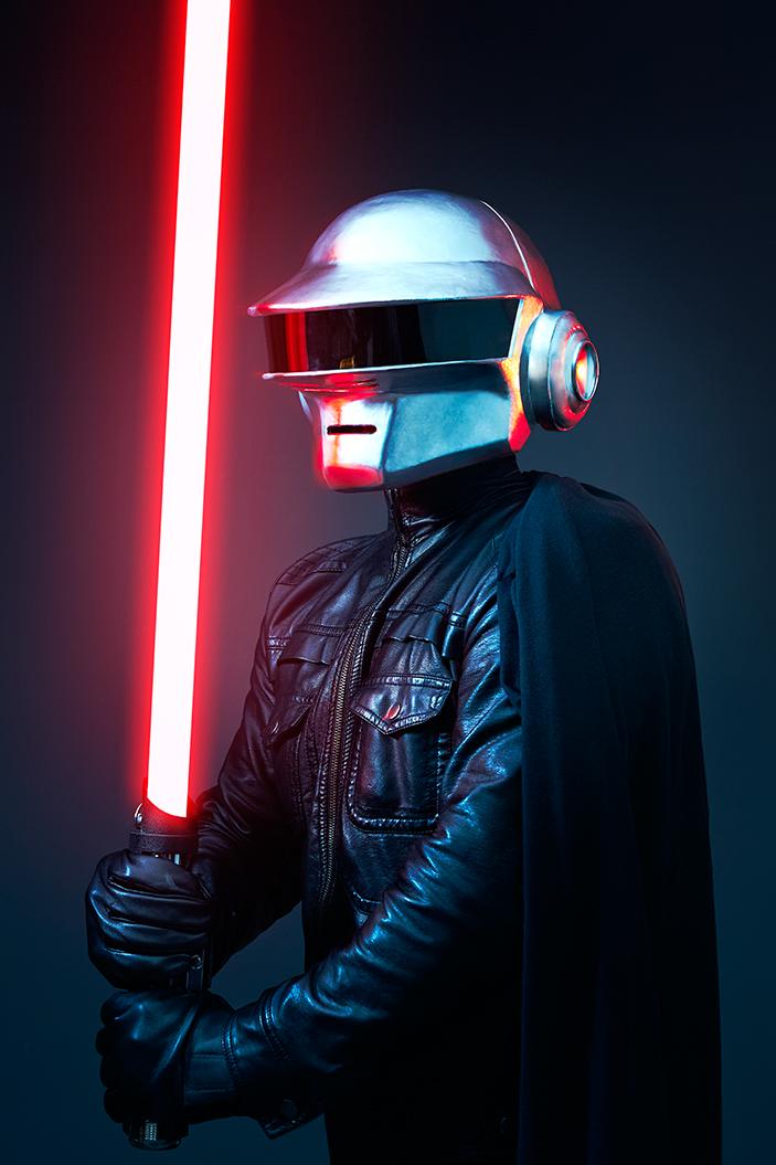Daft Vader - 3 by bogac