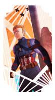 11 Justice - Captain America