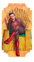 04 The Emperor - Iron Man