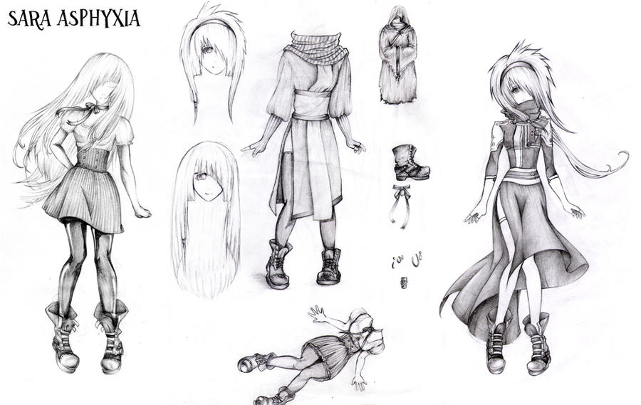 Character Design Man : D gray man character design by saraasphyxia on deviantart
