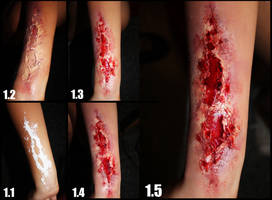 Wound effect - tutorial by SaraAsphyxia