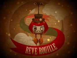 Reve Rouille wallpaper