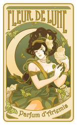 Fleur De Lune by pepper-tea