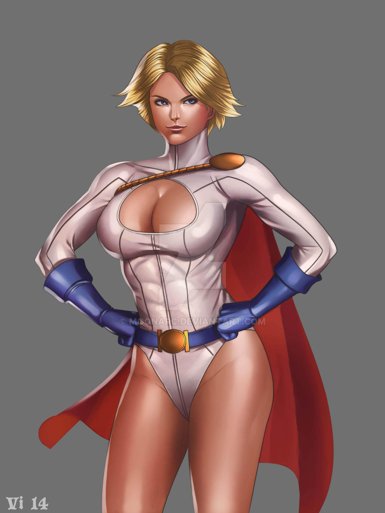 hot power girl sex art