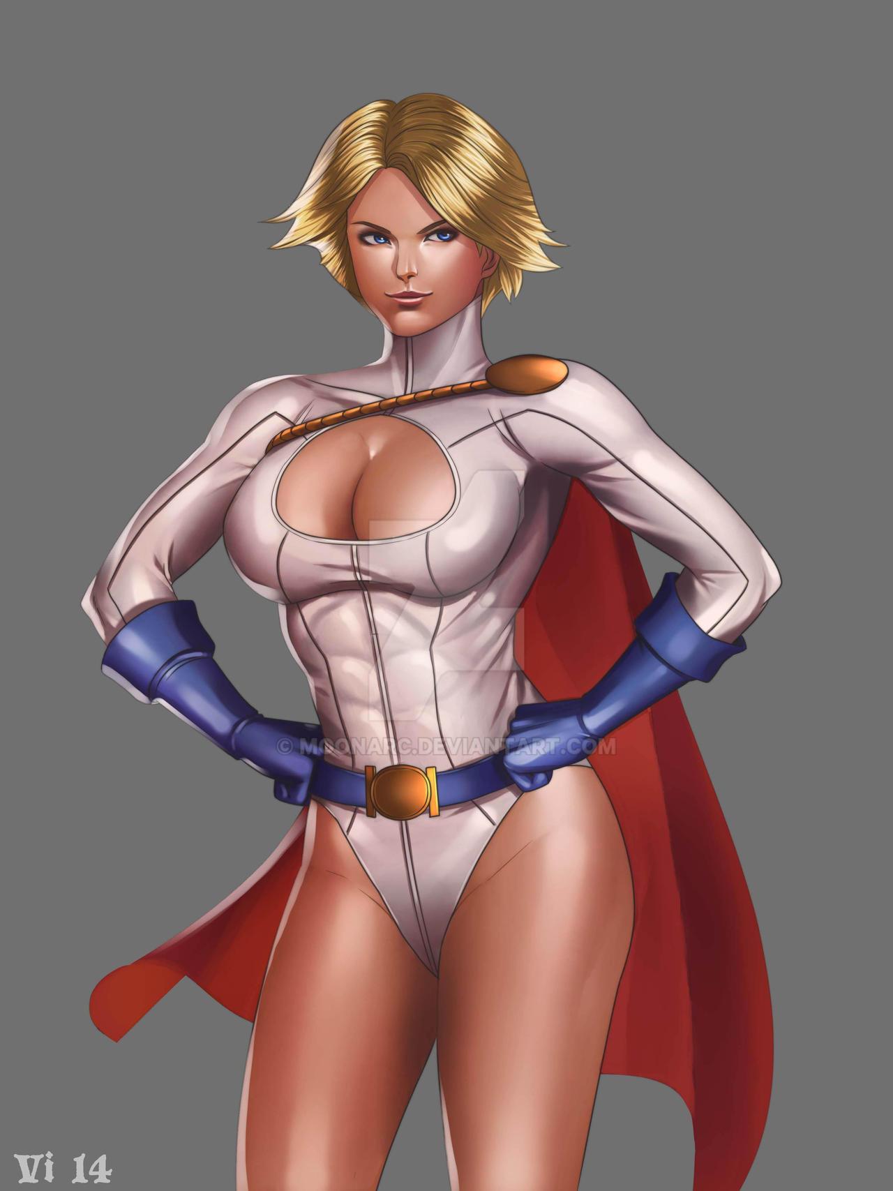 hot power girl sex art