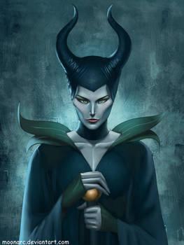 Beautiful Maleficent