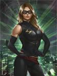 Ms. Marvel Fanart